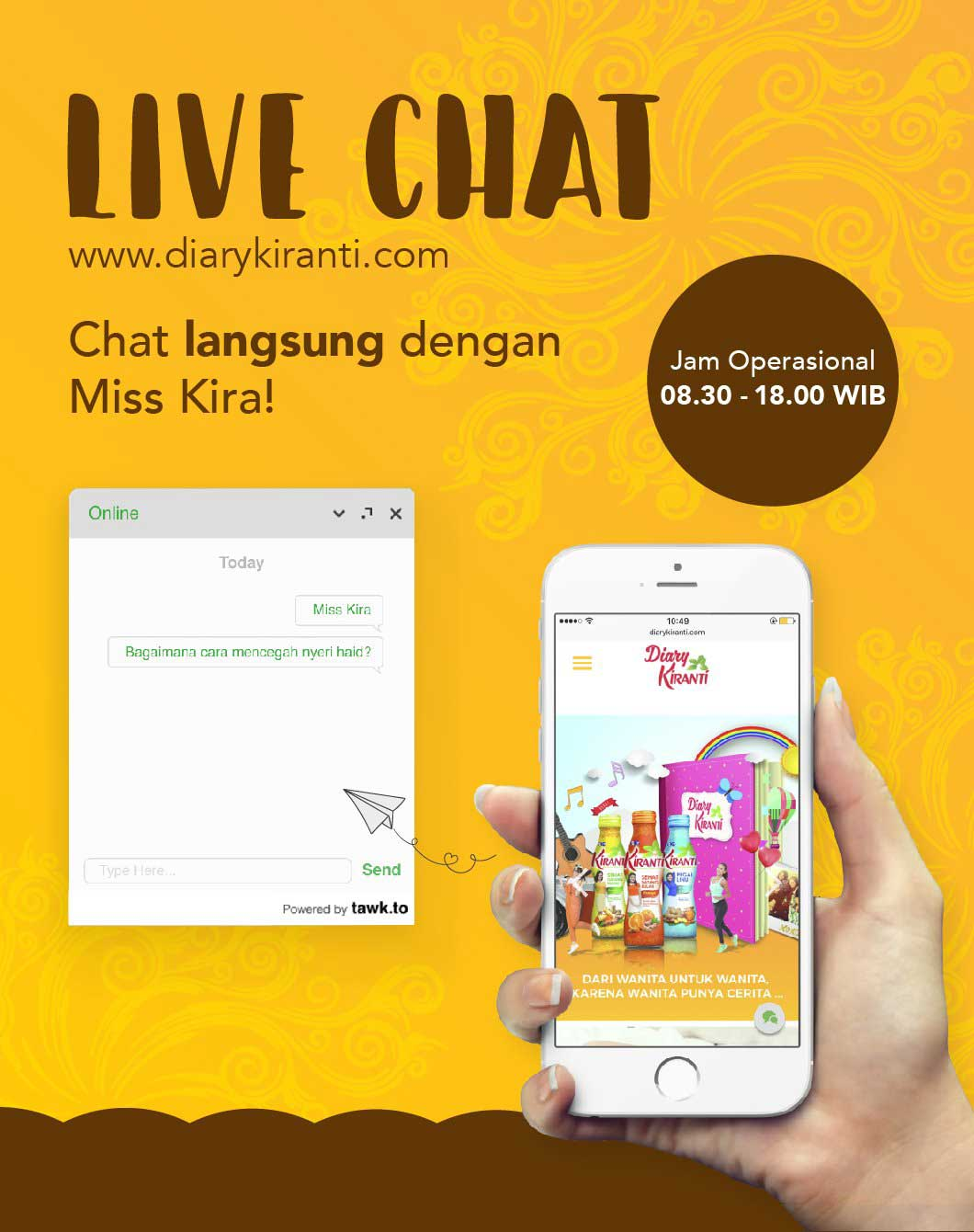Live Chat Mobile